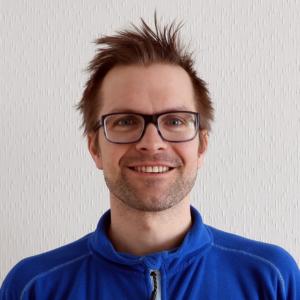 Pål Jostad, fysioterapeut